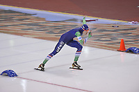 SPEED SKATING: SALT LAKE CITY: 22-11-2015, Utah Olympic Oval, ISU World Cup, 1000m Ladies, Marrit Leenstra (NED), ©foto Martin de Jong