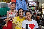 Merchants, Gyee Zai Market