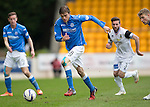 St Johnstone v Inverness Caley Thistle...02.05.15   SPFL<br /> Murray Davidson<br /> Picture by Graeme Hart.<br /> Copyright Perthshire Picture Agency<br /> Tel: 01738 623350  Mobile: 07990 594431