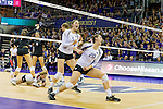 Stanford vs UW Volleyball 11/26/14