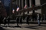 New York Stock Exchange in New York December 20, 2006.
