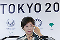 Tokyo Governor to attend Paralympic Handover Ceremony