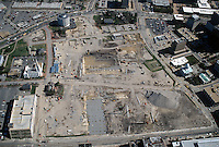 1997 March 10..Redevelopment..Macarthur Center.Downtown North (R-8)..CLOSEUP.LOOKING EAST...NEG#.NRHA#..