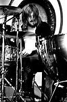 Led Zeppelin 1971 John Bonham..© Chris Walter..