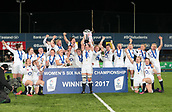 2017 6 Nations Womens International Rugby Ireland v England Mar 17th