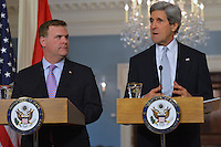 Kerry and Canadian Foreign Minister Bair