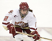 Kristina Brown (BC - 2) - The Boston College Eagles defeated the visiting Brown University Bears 5-2 on Sunday, October 24, 2010, at Conte Forum in Chestnut Hill, Massachusetts.