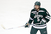 Taylor Boldt (Dartmouth - 5) - The Boston College Eagles defeated the visiting Dartmouth College Big Green 6-3 (EN) on Saturday, November 24, 2012, at Kelley Rink in Conte Forum in Chestnut Hill, Massachusetts.