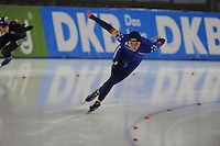 SPEEDSKATING: BERLIN: Sportforum Berlin, 27-01-2017, ISU World Cup, Heather Bergsma (USA), ©photo Martin de Jong