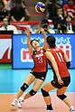 Yoshie Takeshita (JPN), .May 26, 2012 - Volleyball : .FIVB Women's Volleyball World Final Qualification for the London Olympics 2012 .match between Japan 0-3 Russia .at Tokyo Metropolitan Gymnasium, Tokyo, Japan. .(Photo by Daiju Kitamura/AFLO SPORT) [1045]