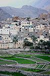 OMAN JEBEL SHAMS MOUNTAIN REGION