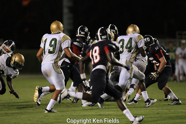 Wakulla High Aug. 25 2011