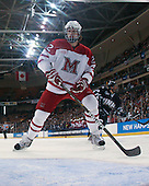 Justin Vaive (Miami - 22) - The University of New Hampshire Wildcats defeated the Miami University RedHawks 3-1 (EN) in their NCAA Northeast Regional Semi-Final on Saturday, March 26, 2011, at Verizon Wireless Arena in Manchester, New Hampshire.