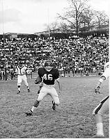 Ken Hatfield , 46, 1964 Tulsa game Morning News/Charles Bickford