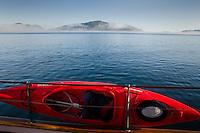 Cruising aboard SV Maple Leaf, Gulf Islands, British Columbia, Canada