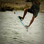 kitesurfing on the isle of wight
