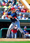 5 March 2009: Washington Nationals' outfielder Josh Willingham in action during a Spring Training game against the Detroit Tigers at Joker Marchant Stadium in Lakeland, Florida. The Tigers defeated the visiting Nationals 10-2 in the Grapefruit League matchup. Mandatory Photo Credit: Ed Wolfstein Photo
