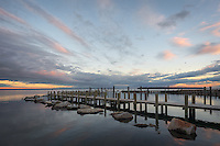 &quot;Sticks and Stones&quot;<br /> New Suffolk Marina<br /> New Suffolk, Long Island