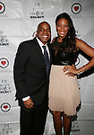 Hip-Hop Loves Foundation's Rene John-Sandy and Model Maria Clifton Attend The 4th Annual Beauty and the Beat: Heroines of Excellence Awards Honoring Outstanding Women of Color on the Rise Hosted by Wilhelmina and Brand Jordan Model Maria Clifton Held at the Empire Room, NY 3/22/13