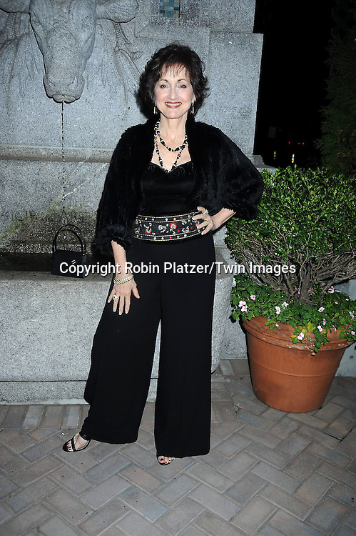 Robin Strasser attending ABC Casino Night on October 28, 2010 at Guastavinos in New York City. .