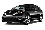 Toyota Sienna SE Minivan 2017