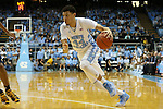 28 December 2015: North Carolina's Justin Jackson. The University of North Carolina Tar Heels hosted the UNC Greensboro Spartans at the Dean E. Smith Center in Chapel Hill, North Carolina in a 2015-16 NCAA Division I Men's Basketball game. UNC won the game 96-63.