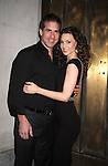 Alicia Minshew and boyfriend Richie .at The All My Children Christmas Party on December 20, 2007 at Arena in New York City. .Robin Platzer, Twin Images