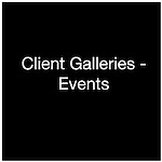 Client Galleries - Events