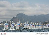 Laser Start<br /> <br /> 2016 Olympic Games <br /> Rio de Janeiro