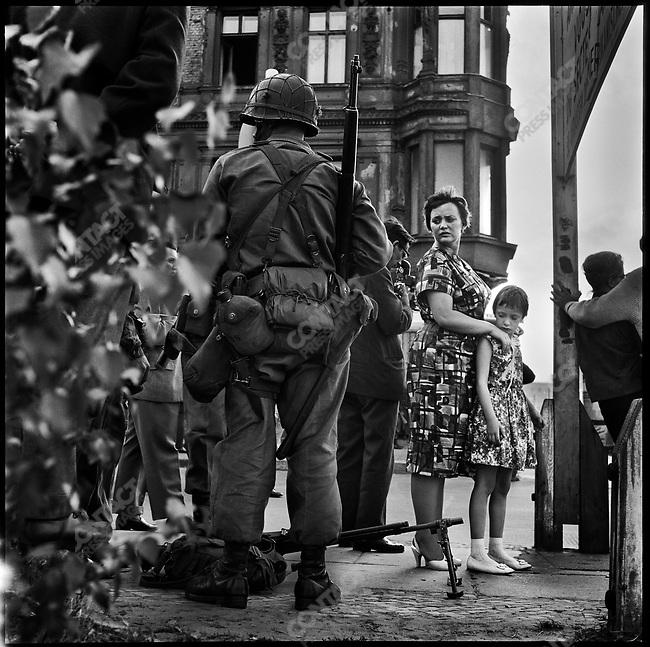 east german parade