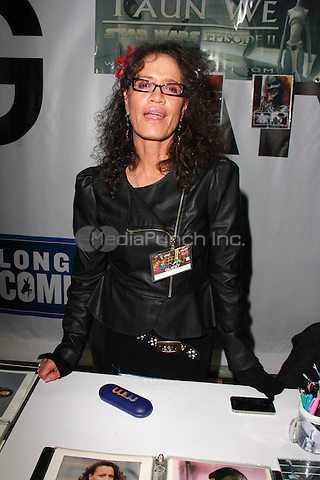LONG BEACH, CA - FEBRUARY 28: Rena Owen at the Long Beach Comic Expo at the Long Beach Convention Center in Long Beach, California on February 28, 2015. Credit: David Edwards/DailyCeleb/MediaPunch