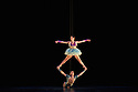 London, UK. 02.11.2012. Philippe Decoufle Company DCA presents PANORAMA at Sadler's Wells. Picture shows: Violette Wanty.and Ioannis Michos. Photo credit: Jane Hobson.