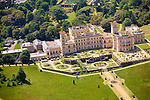 Aerial, Osborne House, East Cowes, Isle of Wight, England Photographs of the Isle of Wight by photographer Patrick Eden
