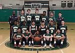 12-15-16, Huron High School boy's junior varsity basketball team