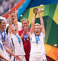 USWNT vs Japan, FIFA Women's World Cup Final 2015, July 5, 2015