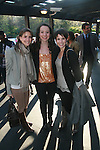 Nicole Feld, Sarah Hughes and Alana Feld Attend The 2012 Skating with the Stars <br /> honoring Vera Wang, Ellen Lowey, and Rhonda Ross: A benefit gala for Figure Skating in Harlem Held at the Wollman Rink in Central Park , NY  4/2/12