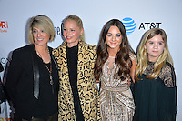 BEVERLY HILLS, CA. December 4, 2016: Kim Rocco Shields &amp; Katharine LaNasa &amp; Ava Allan &amp; Kyla Kenedy at the 2016 TrevorLIVE LA Gala at the Beverly Hilton Hotel.<br /> Picture: Paul Smith/Featureflash/SilverHub 0208 004 5359/ 07711 972644 Editors@silverhubmedia.com