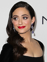 LOS ANGELES, CA, USA - OCTOBER 08: Actress Emmy Rossum arrives at the Los Angeles Premiere Of eOne Films' 'You're Not You' held at the Landmark Theatre on October 8, 2014 in Los Angeles, California, United States. (Photo by Celebrity Monitor)
