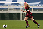 07 November 2008: Boston College's Brianna Wilson-Byrne. The University of North Carolina Tarheels defeated Boston College Eagles 2-0  at WakeMed Stadium at WakeMed Soccer Park in Cary, NC in a women's ACC tournament semifinal game.