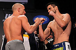 November 16, 2012: UFC 154 Weigh-In's