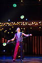 London, UK. 04.01.2014. Cirque du Soleil present QUIDAM at the Royal Albert Hall. Picture shows: Wei Liang Ling on Diabolo. © Jane Hobson.