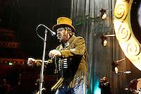 OCT 21 Zucchero performing at Royal Albert Hal