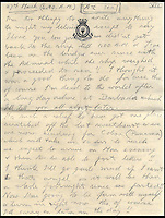 BNPs.co.uk (01202 558833)<br /> Pic: IAALtd/BNPS <br /> <br /> ***Use Full Byline***<br /> <br /> Page fourteen of Edward VIII letter. <br /> <br /> A remarkable letter written by controversial monarch Edward VIII that exposes him as an ungrateful, sexist and racist prince has come to light.<br /> The Prince of Wales, who later became the first King to voluntarily abdicate, told of the 'miserable and loathsome' time he was having on a Caribbean cruise.<br /> He visited Barbados in 1920 in what was supposed to be a diplomatic trip of the British Empire but he described the tropical paradise as a 'bum place'.<br /> The Royal reported the local scenery as being 'ugly' and he found the 'coloured population' to be 'revolting'.<br /> The letter is being sold on Saturday in London.