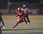 Lafayette High's D.K. Buford (2) runs for a touchdown in the second quarter vs. North Pontotoc at William L. Buford Stadium in Oxford, Miss. on Thursday, October 27, 2011..