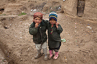 Boys, Kabul, Afghanistan