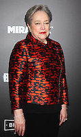 NEW YORK, NY November 15:Kathy Bates at Broad Green Picture & Miramax's presents New York premiere of BAD SANTA 2 at AMC Loews Lincoln Square in New York City.November 15, 2016. Credit:RW/MediaPunch