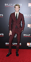 NEW YORK, NY-October 14:Joe Alwyn at NYFF54 Special Wortldf Premiere Presentation Billy Lynn's Halftime Walk at AMC Lincoln Square in New York.October 14 , 2016. Credit:RW/MediaPunch