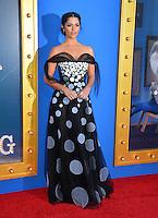 LOS ANGELES, CA. December 3, 2016: Camila Alves at the world premiere of &quot;Sing&quot; at the Microsoft Theatre LA Live.<br /> Picture: Paul Smith/Featureflash/SilverHub 0208 004 5359/ 07711 972644 Editors@silverhubmedia.com