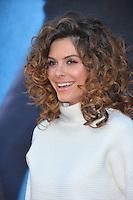 LOS ANGELES, CA. December 3, 2016: TV presenter Maria Menounos at the world premiere of &quot;Sing&quot; at the Microsoft Theatre LA Live.<br /> Picture: Paul Smith/Featureflash/SilverHub 0208 004 5359/ 07711 972644 Editors@silverhubmedia.com