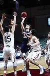 2016-2017 BYU Men's Basketball - WCC vs Saint Marys